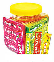 Жевательная конфета Лимбо Банка 40 шт (Saadet)