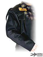 Нарукавник кожаный рабочий для сварки REKAWL-P B