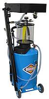 Установка для слива отработанного масла с передвижной подкатной ванной Fabit 3190