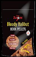Насадочный пеллетс Bloody Halibut Hook Pellets 15 mm, 150g