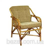 Кресло для отдыха плетенное из ротанга  КО-1