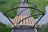Мостик садовый декоративный Дуга