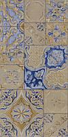Плитка Атем Кама настенная облицовочная Atem Kama Pattern BM 250 х 500 мм бежевый