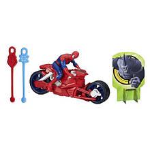 Боевая машина Человека Паука Hasbro
