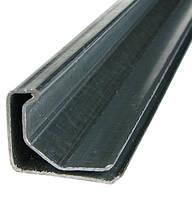 Шинорейка (фланцевый профиль) S20 L=2,5м, т. 0,55 мм