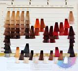 5,56 Світлий каштан махагоново-червоний, Barex Permesse Крем - фарба для волосся з маслом каріте 100 мл, фото 2