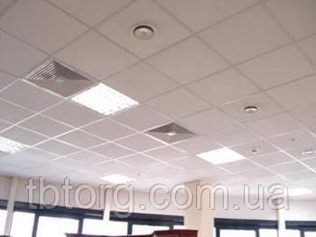 Потолок rockfon lilia 600х600х12 мм