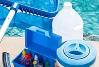 Первое правило чистого бассейна. Немного о химии по уходу за водой...