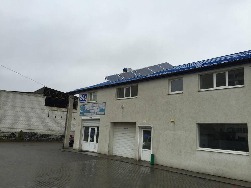 Сонячна автономна електростанція 5 кВт. ( м. Львів ) 1