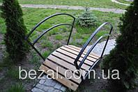 Мостик для садового декора  МС-4 Паралели