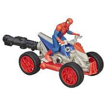 Мотоцикл Человек Паука Hasbro