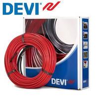 Двожильний нагрівальний кабель DEVIflex-18 855 Вт 5,2 м кв
