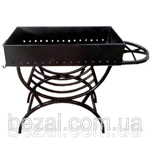 Мангал садовый металлический - ТМ BEZAL (ТМ Безал) в Запорожье