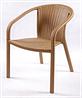 Кресло садовое из искусственного ротанга КСР-4