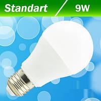 Светодиодная лампа Biom, 9W G45 E27 3000К матовая