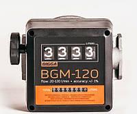BGM-120 - Счетчик учета дизельного топлива, 20-120 л/мин