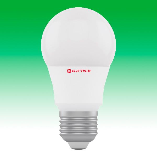 Светодиодная лампа LED 6W 4000K E27 ELECTRUM LD-7 (A-LD-0438)