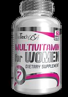 BT Multivitamin for Women 60 таб.