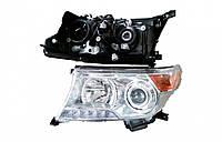 Фары головного света DEPO для Toyota Land Cruiser 200 2012-