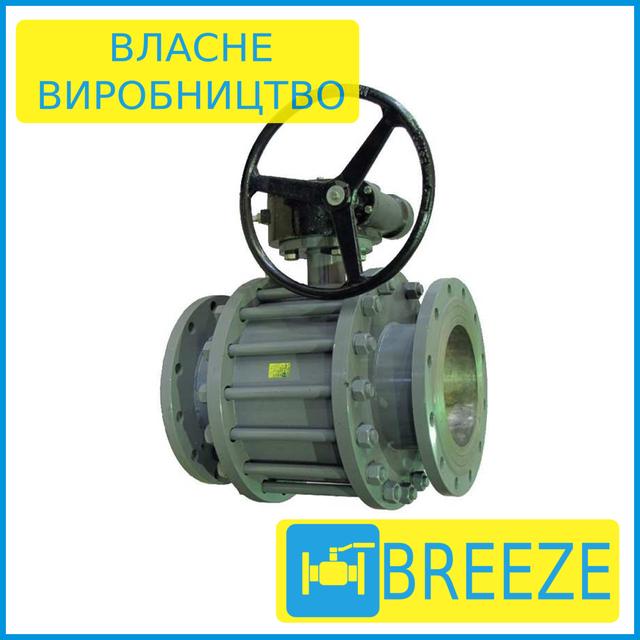 Кран 11с341п Ду100-400 (с редуктором) вода, газ, нефтепродукты