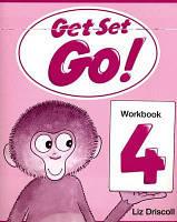 Get Set Go! 4 Workbook (Рабочая тетрадь/зошит)