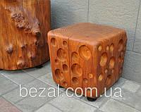 Пень декоративный садовый Сыр, фото 1