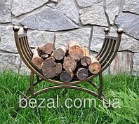 Дровница для камина. Каминница, фото 1
