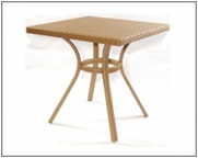 Столик для кафе плетенный садовый  СЖ-61, фото 1