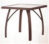 Столик для летней площадки плетенный садовый  СЖ-78