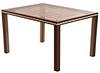Стол квадратный плетенный садовый  СЖ-73