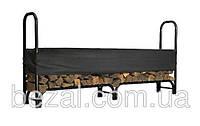 Поленница  дровница для запаса дров двойная, фото 1