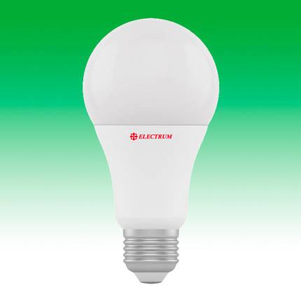 Светодиодная лампа LED 10W 3000K E27 ELECTRUM LS-32 (A-LS-1399), фото 2