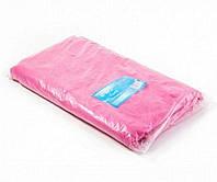 Педикюрные чехлы на ванночку Розовые 50х70см