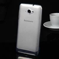 Чехол силиконовый Ультратонкий Epik для Lenovo S930 Прозрачный