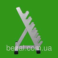 Подставка стойка универсальная для грифов и гантелей вертикальная на 6ед