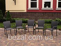 Садовое пплетенное кресло КСР-7, фото 1