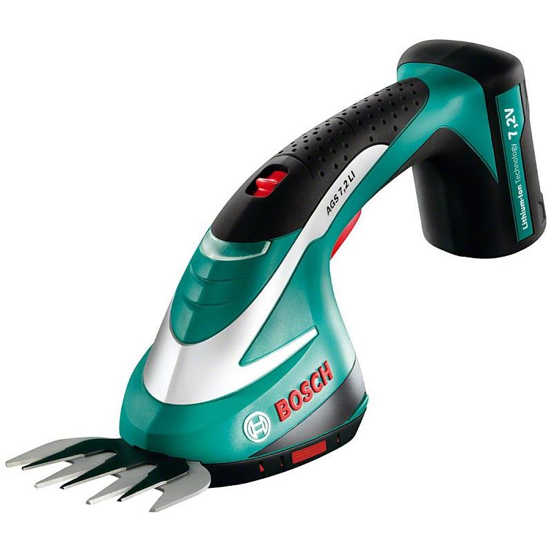 Ножницы аккумуляторные для травы Bosch AGS 7.2 LI, 0600856000