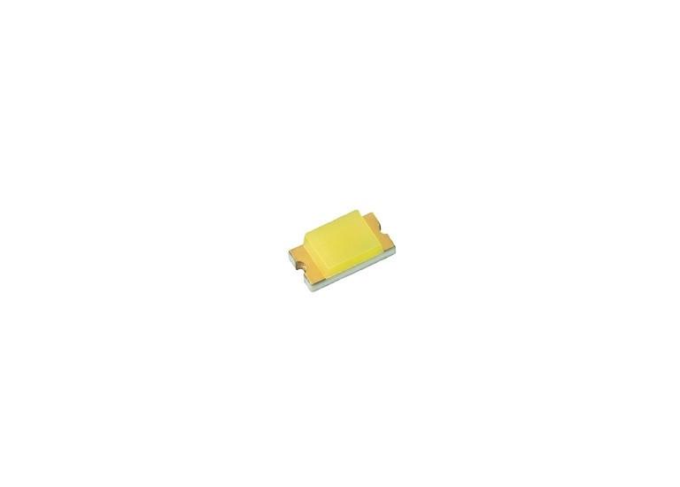 Светодиод SMD 0603 cold white BIN1