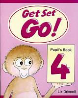 Get Set Go! 4 Pupil's Book  (Учебник/підручник по английскому языку)