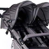 Прогулочная коляска для двойни TFK Twinner Twist Duo, фото 2
