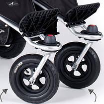 Прогулочная коляска для двойни TFK Twinner Twist Duo, фото 3