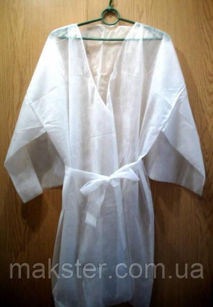 Одноразовые халаты кимоно