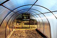 Теплица Казачок арочного типа под поликарбонат или пленку  3м * 2м * 8 м