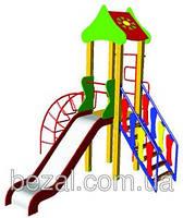 Детский игровой комплекс «Гном» БК-703ГН, фото 1