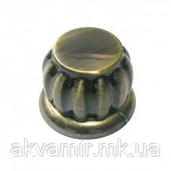Ручка управления Fabiano FAB-KR (латунь) для варочной панели или духового шкафа