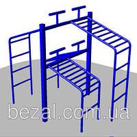 Комплекс тренажеров для пресса для спортивной площадки БК – 772К
