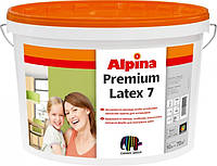 Интерьерная краска Alpina EXPERT PremiumLatex 7 B1(белая) 2.5л, фото 1