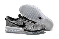 Кроссовки мужские Nike Flyknit Air Max Grey, фото 1