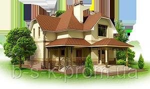 Построить дом под ключ в Киеве