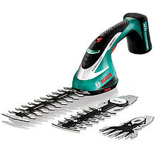 Ножницы аккумуляторные для травы Bosch ASB 10,8 LI, 0600856301